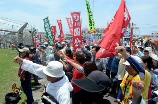 US forces in Okinawa under curfew after suspected murder