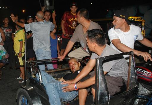 Journalist shot dead in Manila