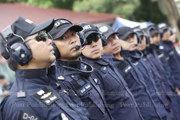 Thailand Department of Special Investigation. Image: Bangkok Post/Pattarapong Chatpattarasill