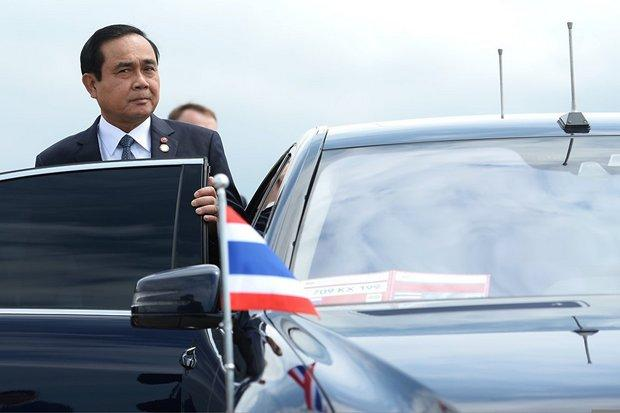Thailand PM to arrive in Delhi today on three-day visit