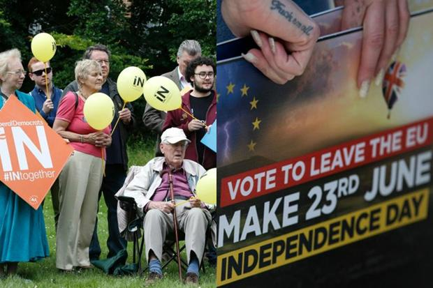 Voting nears end in UK referendum on EU