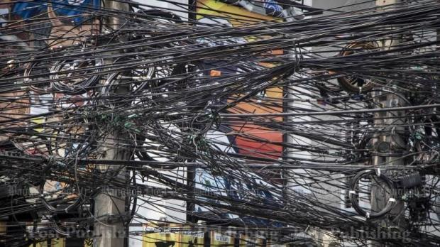 It S Official Overhead Lines To Go Underground Bangkok