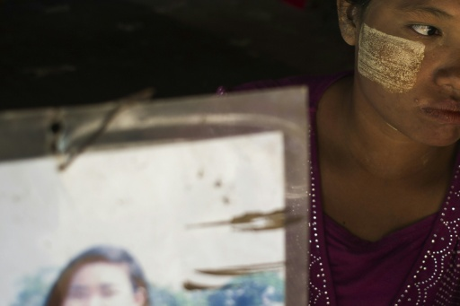 Myanmar women forced to marry in China