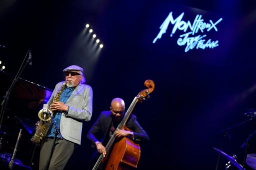 Jazz giants return to small Swiss town of Montreux