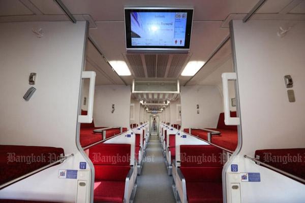 Modern Trains Bangkok Chiang Mai Next Month Bangkok