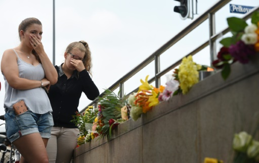 Munich mall shooting: recent attacks on Western targets