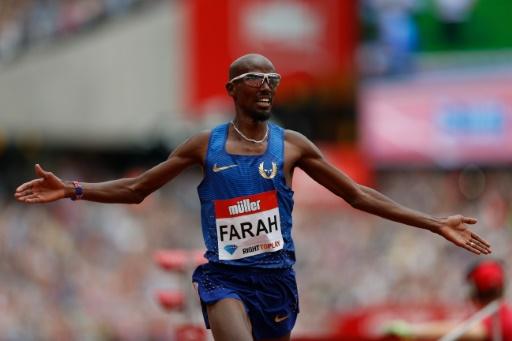 Farah runs fastest 5,000m this season