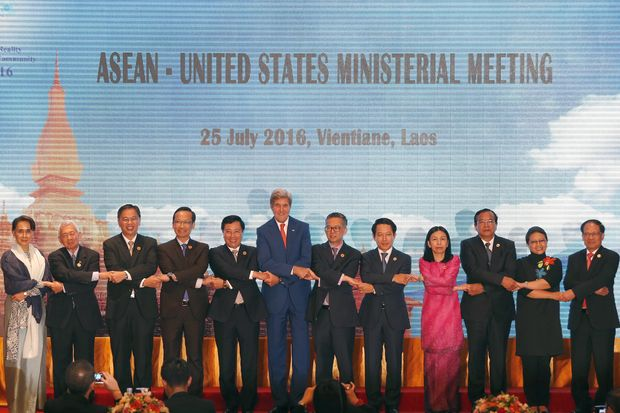 Asean fails to single out China over South China Sea