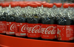 Coca-Cola dogged by falling international sales