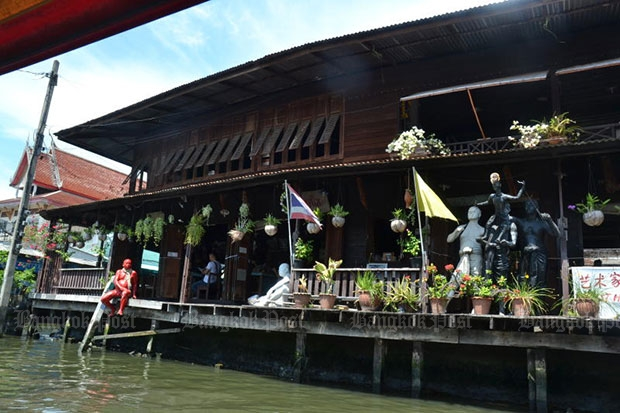 Cheap places in Bangkok for tourists to visit by Lonely Planet