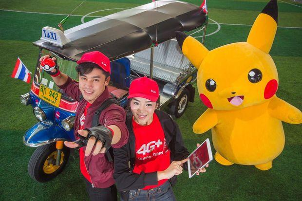 Thailand warns against Pokemon hunting in polling booths