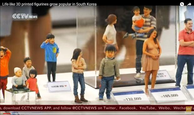 Selfies 2 0 or 3D selfies: Shrink your family & friends