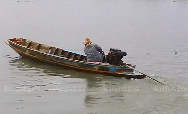 Widow boat service