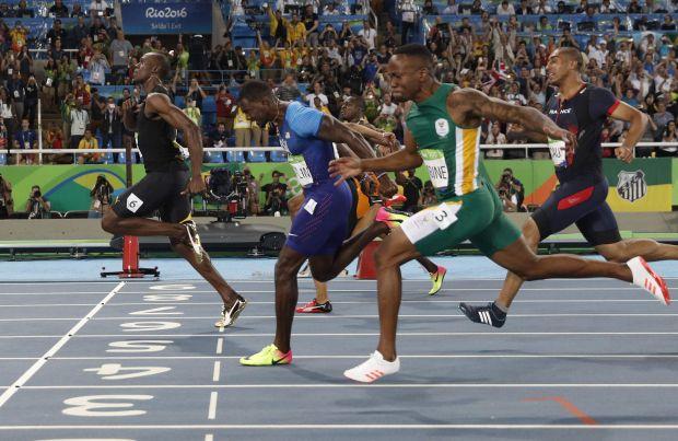 Olympics 100m: Usain Bolt wins again: 2008, 2012, 2016 ...