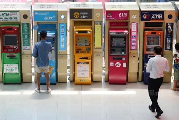 ATM hackers rob Thai bank of $469k
