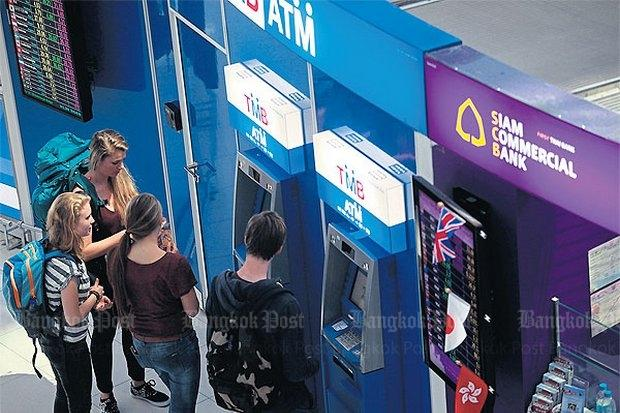 Banks insist 'all ATMs secure