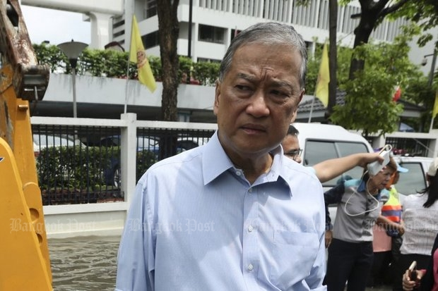 Suspended governor gears for probes after Korea trip
