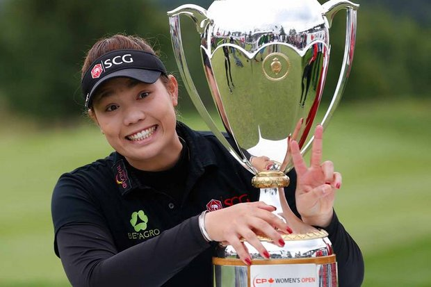 Ariya cruises to victory in Canada