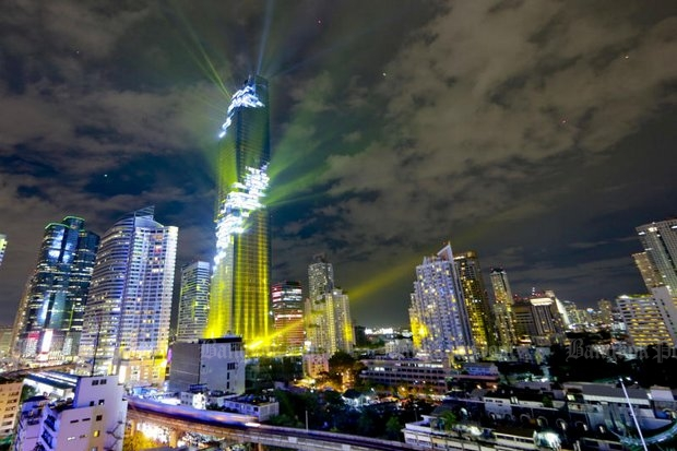 Thailand's tallest building inaugurated