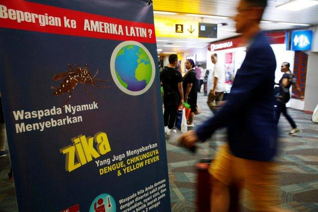 Zika cases in Singapore climbs to 151, second pregnant woman infected