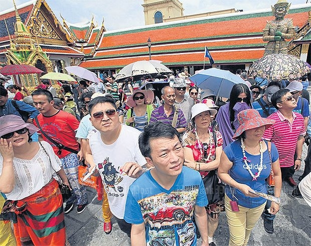 Tourist Police Crack Down On 'zero-dollar' Scams