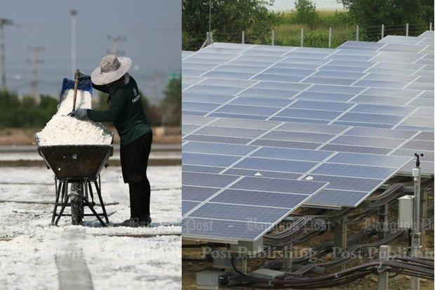 From Salt To Solar Bangkok Post Learning