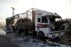 UN suspends all humanitarian convoys in Syria following attack ...