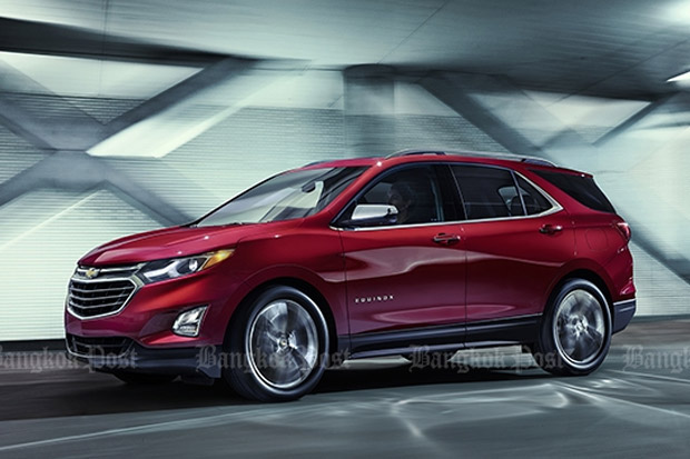 Chevrolet rolls out 2018 Equinox SUV