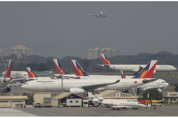 Smoke forces Philippine Airlines flight to turn back