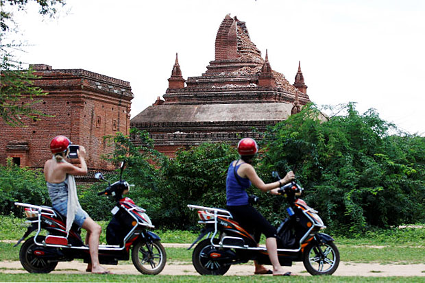 Bagan 'very likely' to make World Heritage list after quake