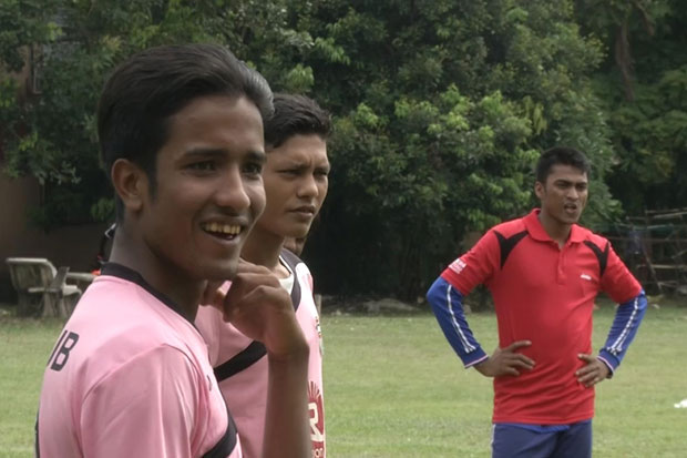 Integrating Rohingya migrants through soccer in Malaysia