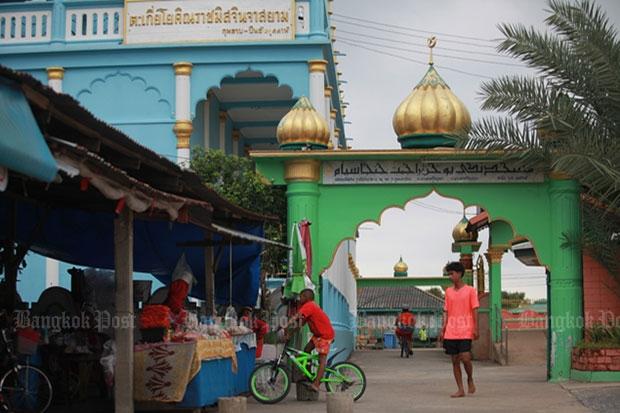 Takia Mosque