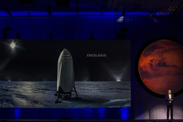 Elon Musk: Humans could reach Mars by 2025