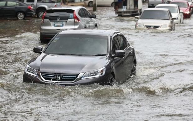 Flash flood risk continues for Nonthaburi   Bangkok Post: learning