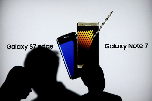 527 Koreans to sue Samsung on Note 7 recall