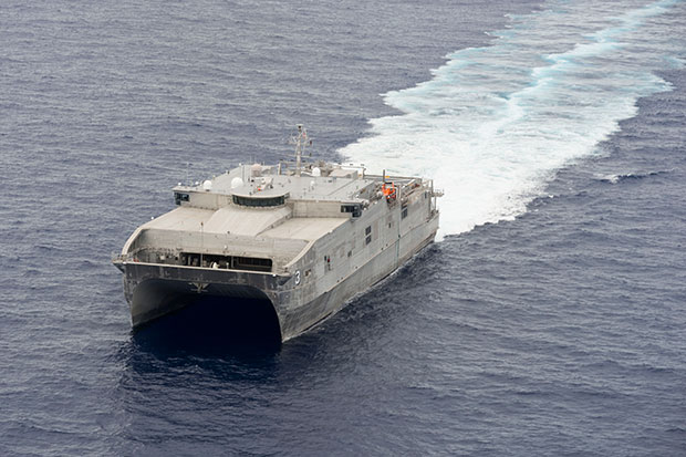 Cambodian, US navies plan joint exercise next week