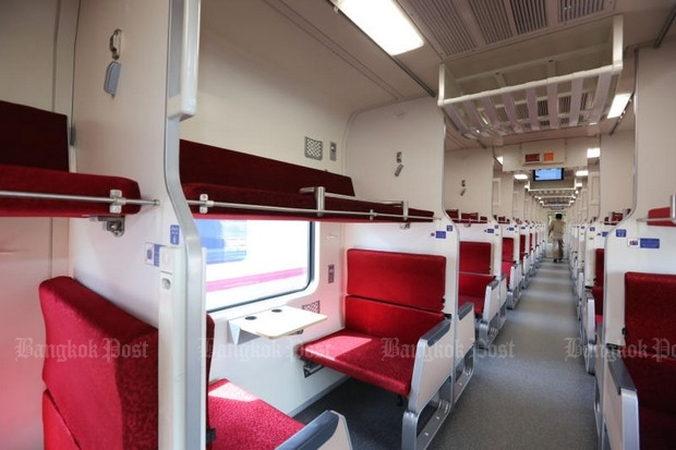 Reservations now open for flash new trains