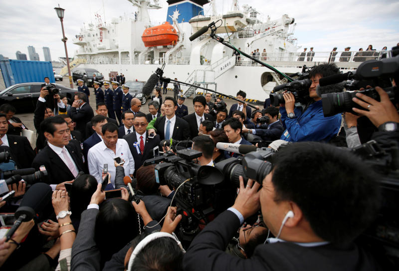 Japan commits $1.85bn investment for Philippines