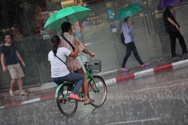 ... weather in upperThailand over the next few days. (Bangkok Post file