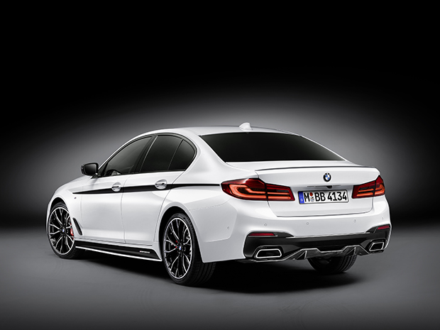 New BMW 5 Series To Be Available With M Performance Upgrades
