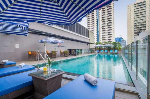 Being On Holiday Or Travelling Doesn T Mean You Have To Compromise With Keeping Fit And Healthy Well Hotel Bangkok Sukhumvit 20 Introduces Box