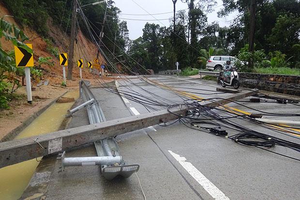 Koh Samui, Koh Phangan declared disaster areas