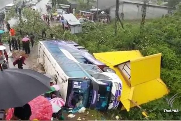 Laxity on big buses poses threat to lives