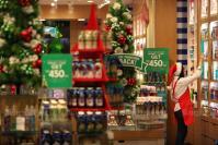 Consumer confidence down again in November