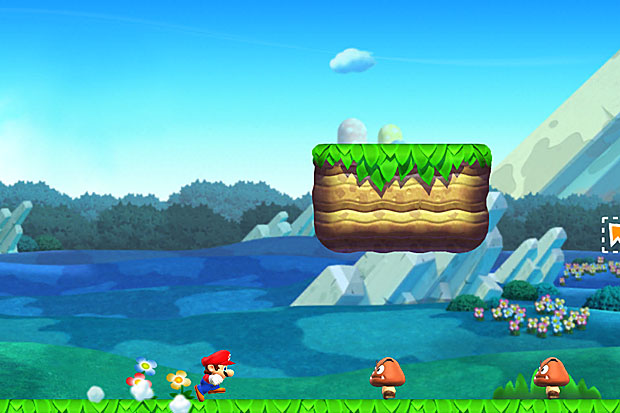 The mustachioed Italian plumber makes iOS debut
