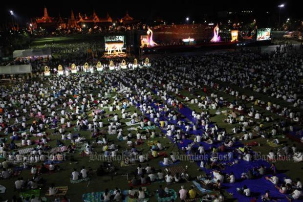 Celebrating New Year the religious way | Bangkok Post: learning