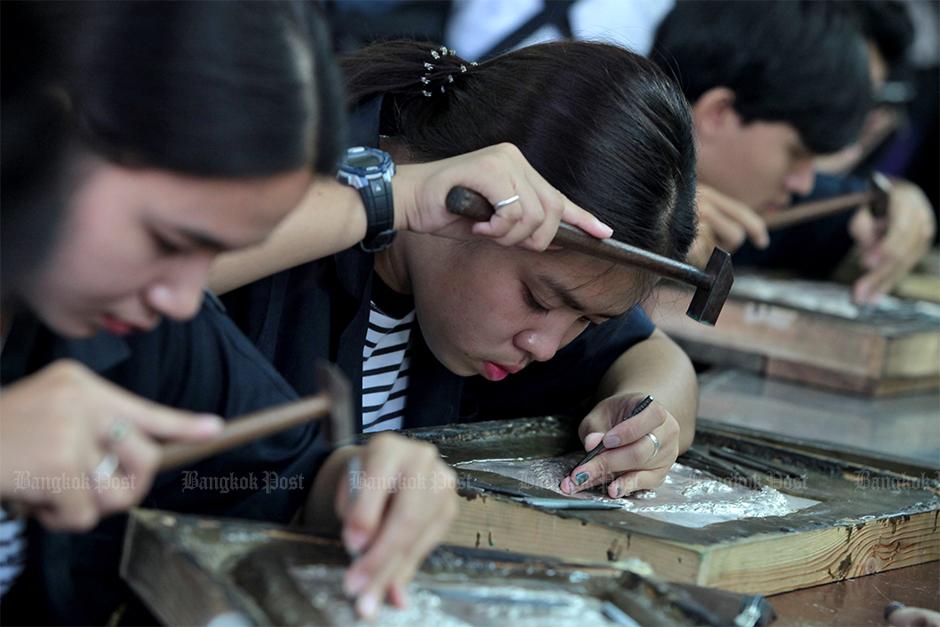Artisans on track for royal funeral