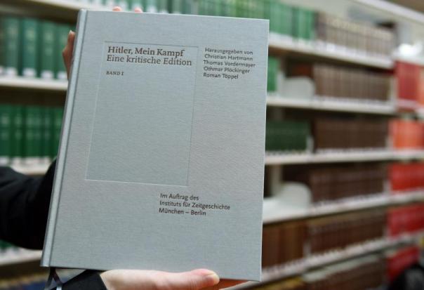 Facism Rising? Hitler's 'Mein Kampf' Becomes German Bestseller