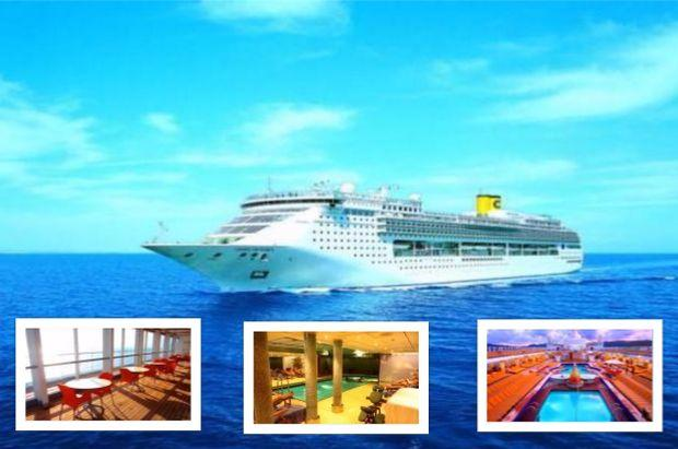 Cruise Ship Tourism Comes To Thailand Bangkok Post Learning - Cruise ship in thailand