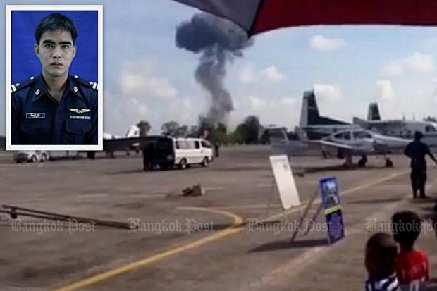 Gripen Fighter Jet Crashes at Hat Yai Air Show, Pilot Killed
